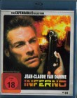 Inferno - Blu-Ray - Van Damme - neu in Folie - uncut!!