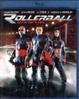 ROLLERBALL Blu-ray- SciFi Sport Action Jean Reno Chris Klein