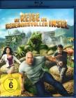 DIE REISE ZUR GEHEIMNISVOLLEN INSEL Blu-ray - Dwayne Johnson