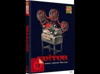 The Editor - DVD/BD Mediabook LE OVP