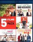 5 BLU-RAYS! COMEDY Bad Neighbors Fast verheiratet Last Vegas