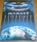 Lifeforce Director`s Cut UK DVD