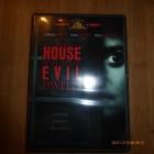 THE HOUSE WHERE EVIL DWELLS IMPORT NSM 84 DVD RAR OOP UNCUT