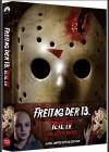 FREITAG DER 13. - Teil 04 - DAS LETZTE KAPITEL Mediabook