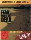Fear the Walking Dead (Staffel 1) (Steelbook)  (Neuware)