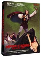Captain Kronos - Vampirjäger Mediabook A (Blu Ray) NEU/OVP