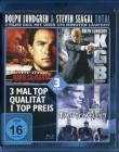 Dolph Lundgren & Steven Seagal Total (Blu-ray)