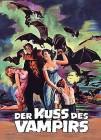Der Kuss des Vampirs - Mediabook(Cover B) - BR+DVD