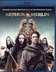 ARTHUR & MERLIN Blu-ray - Fantasy Legende neue Version
