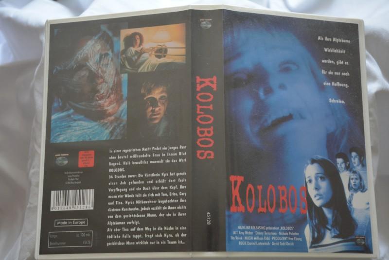 Kolobos - Laser Paradies
