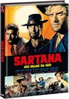 SARTANA - DVD+CD - MEDIABOOK - ANTHONY STEFFEN - UNCUT - OVP