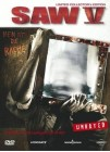 SAW 5 – Limited unrated Collector´s Edition - Mediabook