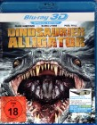 DINOSAURIER ALLIGATOR 3D Blu-ray JURASSIC PREDATOR Top!