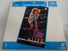 Laser disc Tina Turner Live Private Dancer Tour