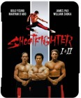 Shootfighter 1+2 - 3D Steel Future Pack - OVP