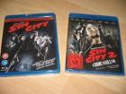* Sin City * (Kino-und Extended) 2 Blu-rays + Sin City 2 OVP