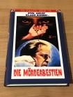 DIE MÖRDERBESTIEN [DVD] X-Rated Hartbox 33 Limited