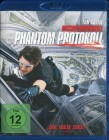 Mission: Impossible -4- Phantom Protokoll (uncut / Blu-ray)