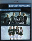 DER PAKT The Covenant + DER HEXENCLUB 2x Blu-ray Mystery