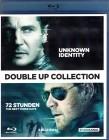 UNKNOWN IDENTITY + 72 STUNDEN 2x Blu-ray Neeson Crowe