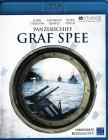 PANZERSCHIFF GRAF SPEE Blu-ray - Brit Kriegsfilm Klassiker