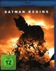 BATMAN BEGINS Blu-ray - der erste Nolan Bale Dark Knight