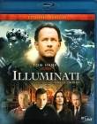 ILLUMINATI Blu-ray - Tom Hanks - Ron Howard Angels & Demons