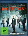 INCEPTION Blu-ray - Leonardo DiCaprio Nolan SciFi Action Hit
