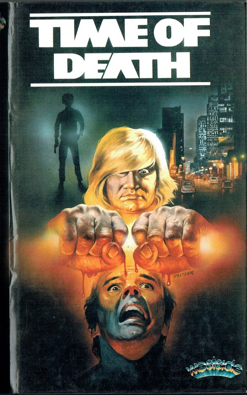 (VHS) Time of Death - Westside Video - uncut Version