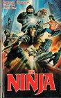 (VHS) Der Ninja - Richard Harrison - AllVideo (Hartbox)