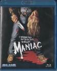Maniac (1980)FULL UNCUT BLU RAY NEU PAY PAL