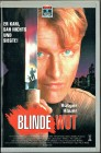 (VHS) Blinde Wut - Rutger Hauer - uncut Version (Hartbox)