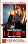 (VHS) L.A. Bounty  - Sybil Danning, Wings Hauser - uncut