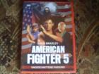 American Fighter 5 - David Bradley - uncut - Dvd - Ovp