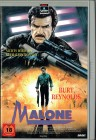 (VHS) Malone - Burt Reynolds, Cliff Robertson-uncut Version