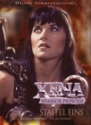 Xena Warrior Princess Staffel 1 - 8 DVDs  (X)