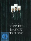 Matrix Complete Trilogy (Uncut / Blu-ray / Glanz-Schuber)