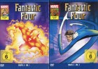 Fantastic Four - Die komplette 2. Staffel