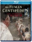 Blu-ray The Human Centipede 2 unrated in Farbe
