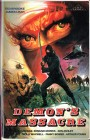 (VHS) Demon's Massacre - (große - Hartbox) City Lights