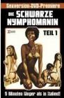 Die Schwarze Nymphomanin - Grosse Hartbox - OVP
