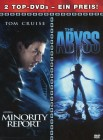 Minority Report / The Abyss (Uncut / Digipack im Schuber)