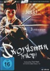 The Swordsman Trilogy - 3 DVD's/NEU/OVP