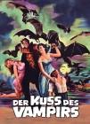 Der Kuss des Vampirs - Mediabook B (Blu Ray+DVD) NEU