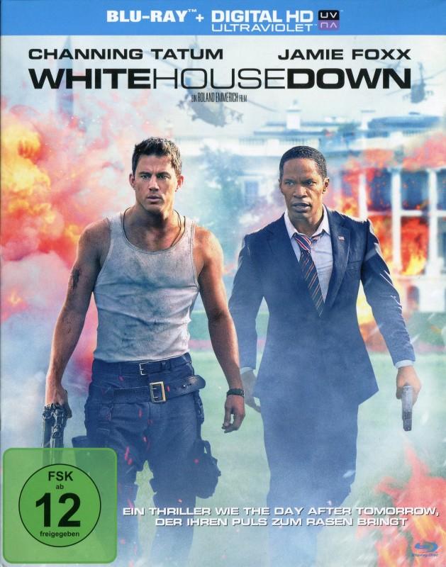 White House Down (Uncut / Schuber / Digital Copy / Blu-ray)