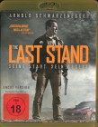 The Last Stand - Uncut Version (Schwarzenegger / Blu-ray)