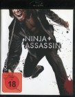 Ninja Assassin (Uncut / Blu-ray)