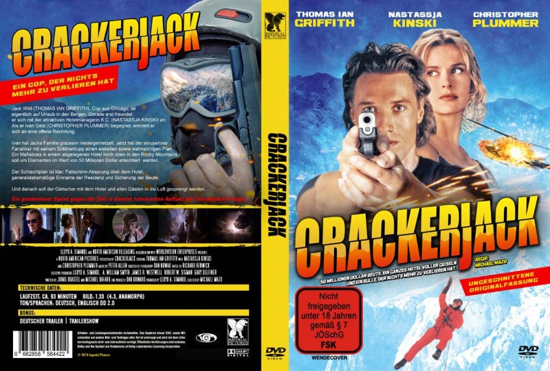 Crackerjack (Amaray / DVD-Premiere)