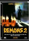 Dämonen 2 - Demons - Mediabook A - Uncut