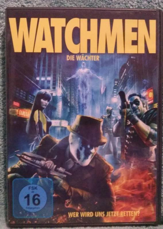 Watchmen Die Wächter Comicverfilmung DVD Uncut